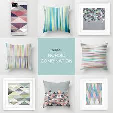 """<b>Nordic</b> Combination"" Series - Scandinavian graphics on prints ..."