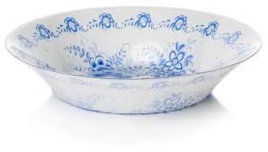 <b>Тарелка</b> столовая глубокая Pasabahce Gzhel, <b>D</b>=<b>22</b> см — купить ...
