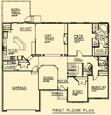 Capital Custom Homes   House plansView Floor Plan Larger  as PDF