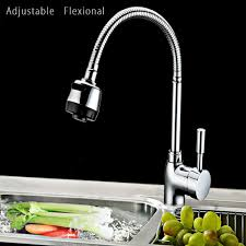 kitchen faucets wall mount: antique brass kitchen faucet  degree rotating wall mounted mixer kitchen tap sink flexible kitchen faucet pull out water tap