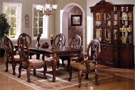 City Furniture Dining Room Elegant Round Dining Table And Chairs Dining Room Furniture Black