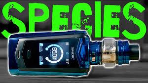 <b>SMOK SPECIES KIT</b> - Best Smok Mod, But The Tank... - YouTube