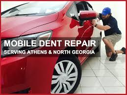 Auto Dent Removal Ez Dent Repair Athens Ga Based Mobile Car Dent Repair