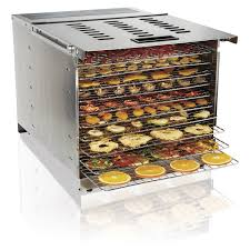 Commercial <b>Food Dehydrator with 10</b> Trays from Proctor Silex ...