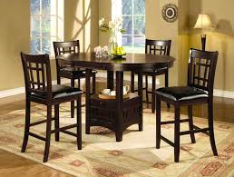 Tall Dining Room Sets Bar Stool Tables And Chairs Pub Style Table And Chairs Counter