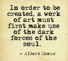 Image result for art quotes albert camus