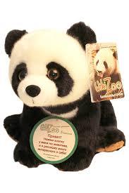 <b>Мягкая игрушка</b> Панда <b>Wiki Zoo</b> арт 7577/W14051071442 купить в ...
