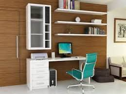 white home office home design photos white brown color wooden home office blue chair design blue white home office