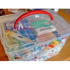 Отзыв о <b>Коробка универсальная</b> с ручкой и декором <b>Бытпласт</b> ...
