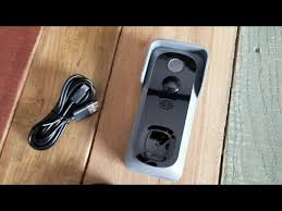 <b>Wireless</b> Smart Home Battery Powered <b>WiFi Video Doorbell Full</b> ...
