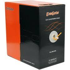 <b>Кабель UTP Exegate</b> 256747 <b>UTP</b> 5e 305 метров — купить в ...