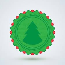 Рождественская елка <b>значок</b> | Бесплатно векторы