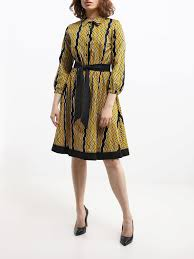 Платье <b>Emme Marella</b> Платье с поясом Roger - Чижик