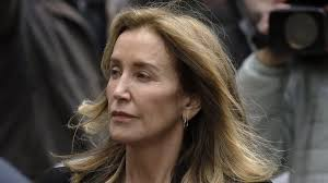 Felicity Huffman Faces Jail Time With Official Guilty Plea In College ...