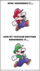 Super Mario Bros: How I Remember It… | WeKnowMemes via Relatably.com