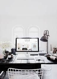 office spaces desk space workspace home office work spaces black white white office black desk black desk white home office
