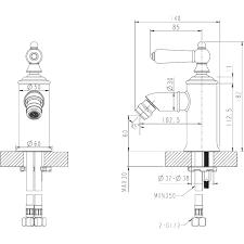 <b>Смеситель для биде Bravat</b> F375109G в Новосибирске – купить ...