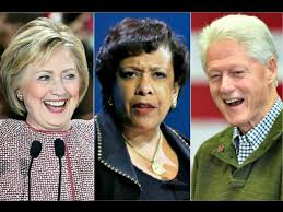 Image result for image of loretta lynch scandal