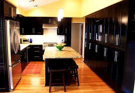 in style kitchen cabinets: bathroomtasty dark cabinets design are style decorating ideas jfldifp kitchen with light countertops white