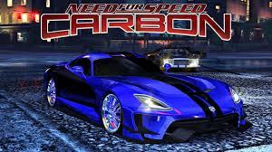 NFS <b>Carbon</b> | Dodge Viper <b>GTS</b> | <b>Tuning</b> | 465 km/h | [2160pᴴᴰ60 ...
