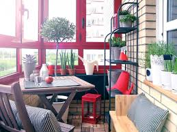 ikeas furniture will work as a charm on any small balcony balcony furnished small