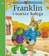 Znalezione obrazy dla zapytania książka franklin