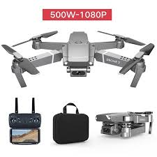 4K <b>Aerial Drone Quadcopter</b> Fixed Height <b>Folding Drone Aerial</b> ...