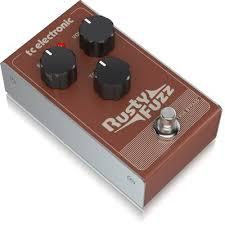<b>tc</b> electronic rusty fuzz <b>педаль эффектов</b> фузз для гитары купить ...