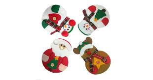 4 Pack Of <b>Christmas Decoration</b>,Restaurant,Hotel Layout,<b>Knife And</b> ...