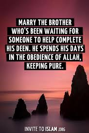 Invite To Islam • Marry the brother who's been waiting for someone...