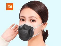 <b>Xiaomi</b> Mijia Youpin Q5S: <b>защитная маска</b> от смога с HEPA ...