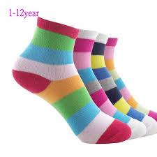 girls socks <b>5 pairs</b>/<b>lot 2017</b> cotton cute children socks 2 11 year kids ...