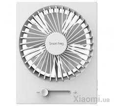 Мобильный <b>портативный</b> вентилятор Xiaomi <b>SMART FROG</b> MF400