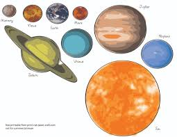 best ideas about solar system crafts the planets printables planets printable solar system model for kids