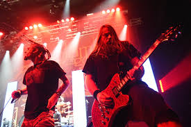 <b>Lamb of God</b> Land Their Second Gold Album in the United States