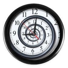 Настенные часы Спираль купить на Printdirect.ru   4379331-454