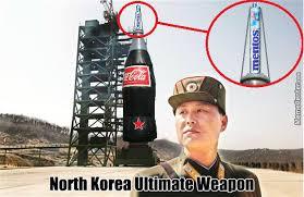 North Korea's Nuke Program by antonio_martz31 - Meme Center via Relatably.com