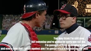 Quotes From Major League. QuotesGram via Relatably.com