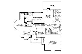 Contemporary House Plans   Blueridge     Associated DesignsContemporary House Plan   Blueridge     st Floor Plan