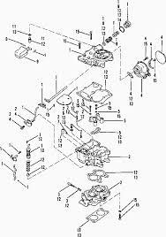 i have a mercruiser l cylinder a barrel carb graphic