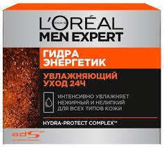 Купить <b>L'Oreal Paris</b> Крем для лица Men Expert <b>Гидра Энергетик</b> ...