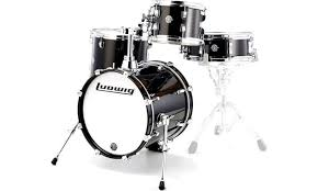 Ludwig <b>Breakbeats</b> Set <b>Black</b> Sparkle – Thomann United States
