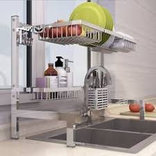 <b>2019 New</b> 304 <b>Stainless Steel</b> Kitchen Dish Rack Plate <b>Cutlery</b> Cup ...
