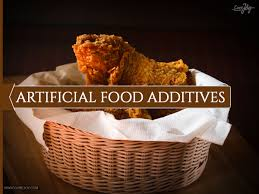thesis food additives artificial food additives