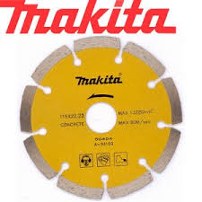 <b>Makita</b> B-28086 <b>Диск алмазный</b> сегментный Economy, <b>115х22</b> ...
