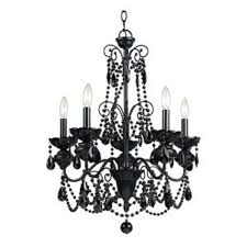a black chandelier would be unexpected and fresh in a pastel colored room i see it in a lilac or pink room so lovely another plus you can be sure shell chandelier girls room