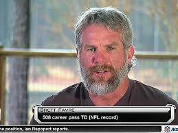 Brett Favre Is Almost Unrecognizable Now. Brett Favre Is Almost Unrecognizable Now. NFL legend Brett Favre has been laying low. - brett-favre-is-almost-unrecognizable-now