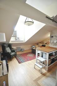 attic living room design youtube: view in gallery a simple nook like attic living room