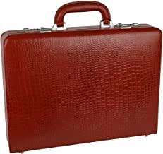 Leather Briefcase Laptop Bags - Amazon.in