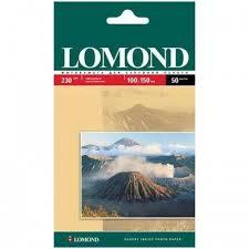 Односторонняя глянцевая <b>фотобумага Lomond</b> для струйной ...